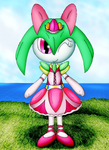 Encelada the Nature Spirit Kirlia