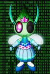 Cyber Princess Selene (For xmattox)