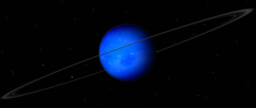 Neptune, Deep Blue Giant of Cold