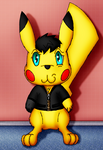 Ace Spade the Pikachu (Updated Reference)