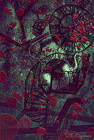 Cherry Tea Time by CheekyStudio