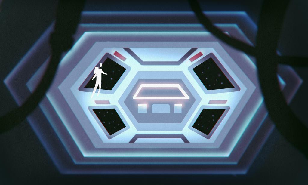 Emerald: Docking Port Concept Art by krangGAMES