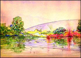 Lake by deviantmike423