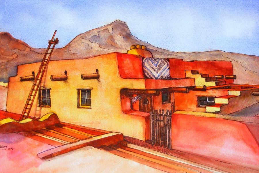 Santa Fe by deviantmike423