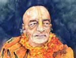His Divine Grace A. C. Bhaktivedanta Prabhupada by deviantmike423
