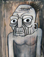 Dirk Strangely OLD MAN... by dirkstrangely