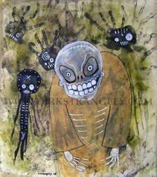 Dirk Strangely THE DEATH K... by dirkstrangely