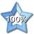 Star Progress Bar - 100% by ColMea