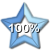 Star Progress Bar II - 100% by ColMea