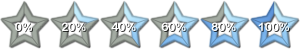 Star Progress Bars v2.0 by ColMea