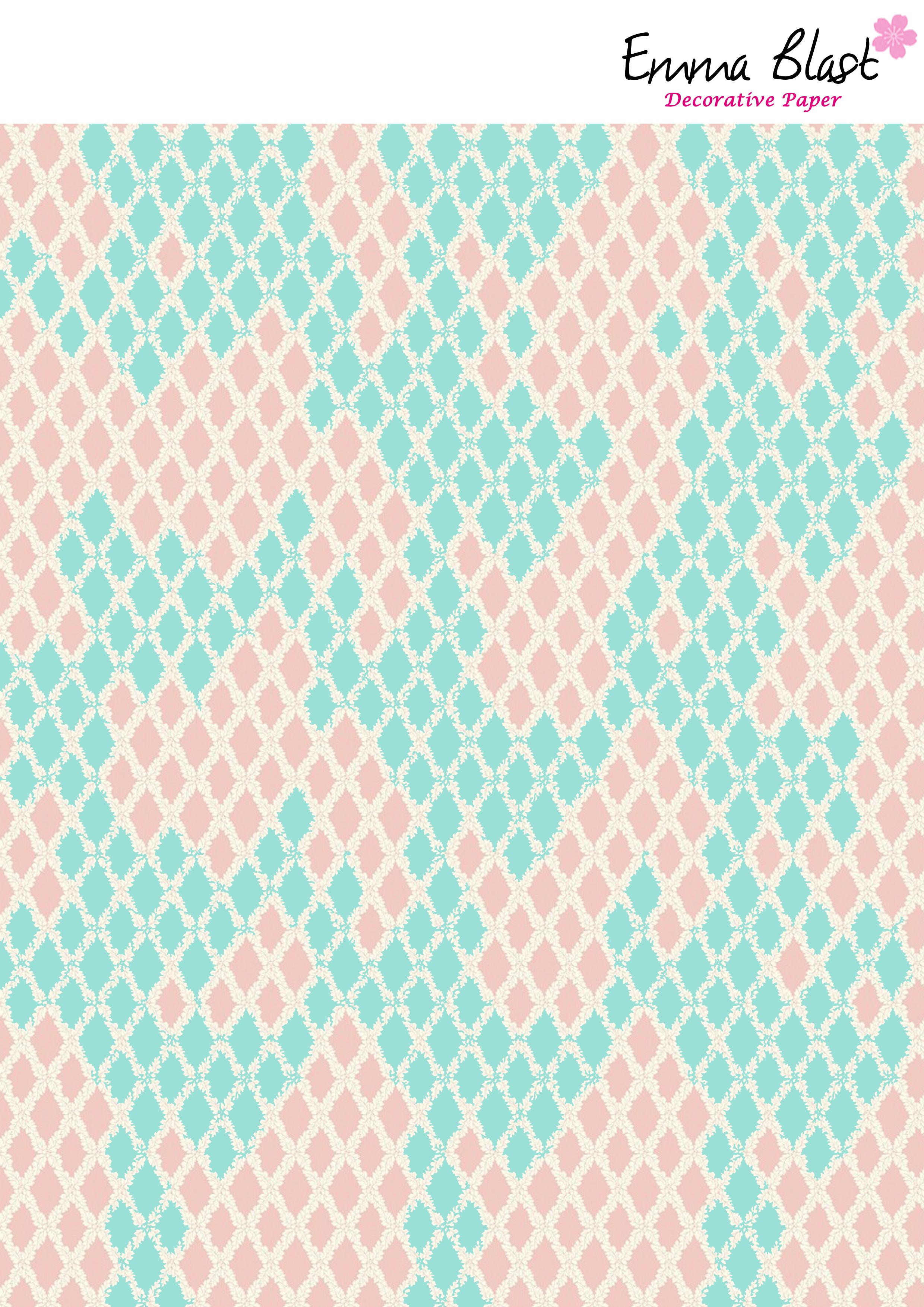 decorative paper 38 pattern 38 papel deco by emmablast