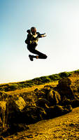 Jump Rider Kick