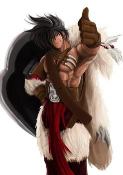 Dragon Slayer Male