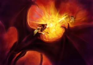 Battle Of Dragon Rider