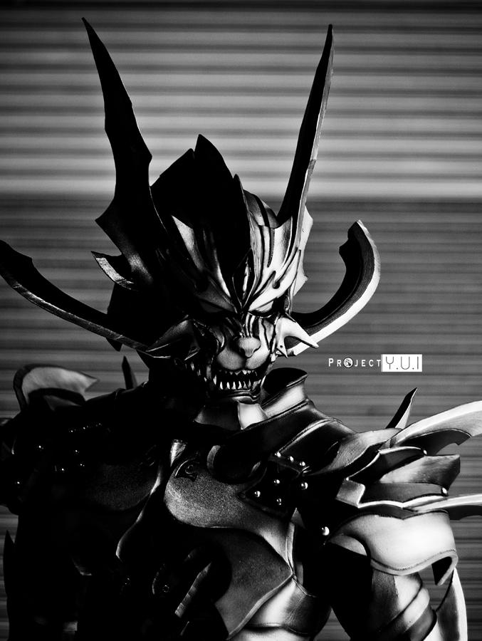 Makai Knight Bado IV by RacoonFactory