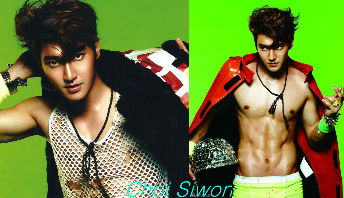 Choi Siwon: Mr. Simple by Lvr94Clan on deviantART