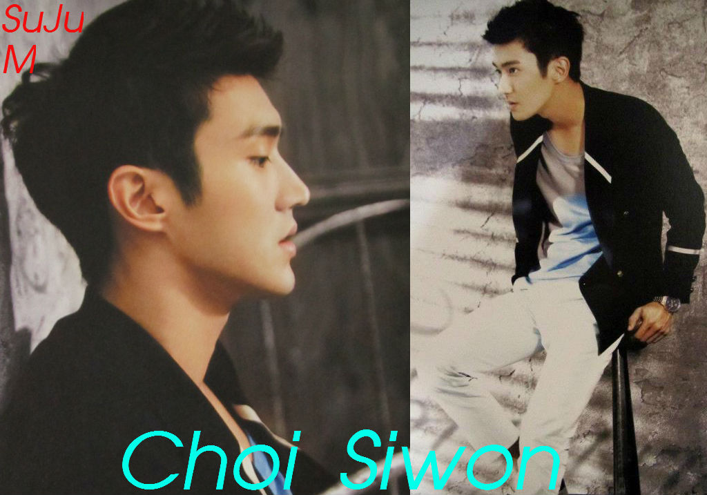 Choi Siwon: 2012 Desktop Calendar Wallpaper by Lvr94Clan on DeviantArt