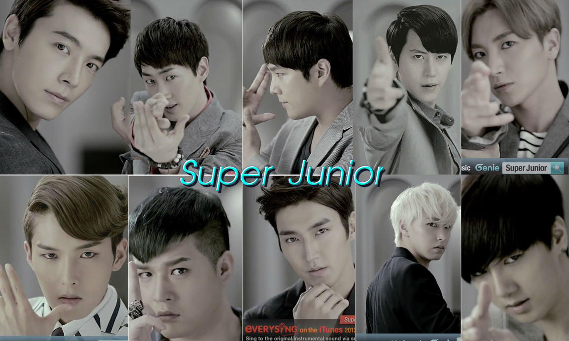Super Junior: SPY Wallpaper by Lvr94Clan on DeviantArt