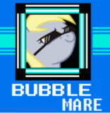 """Derpy Hooves """"The Bubble Mare"""" by LonelyFirefly"""