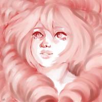 Rose Quartz by Michali14