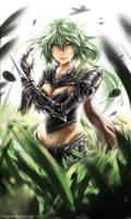 Assassin Girl by Koizu-kun