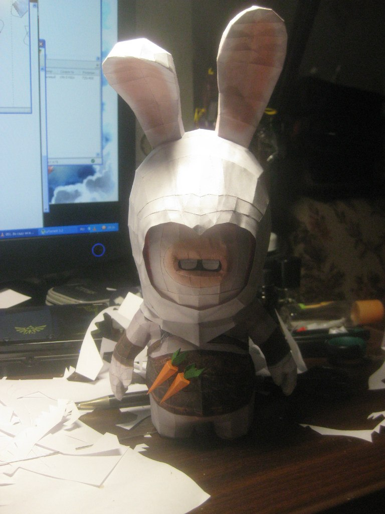 Rabbid Altair by Zimberdum