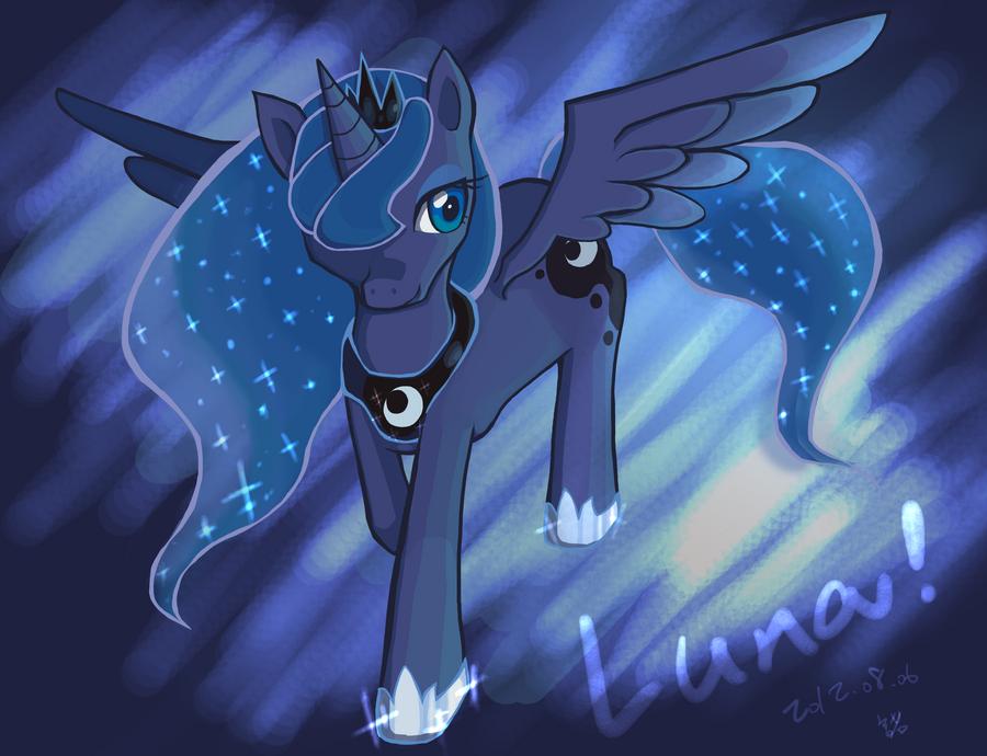 Luna by h2656256
