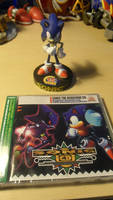 Sonic CD Soundtrack