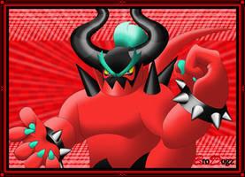 Zavok : SLW - Master of Chaos by BroDogz