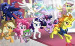 Commission: My Little Pony - By Your Order