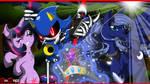 Comm - Metal Sonic Luna and Twilight : Impasse