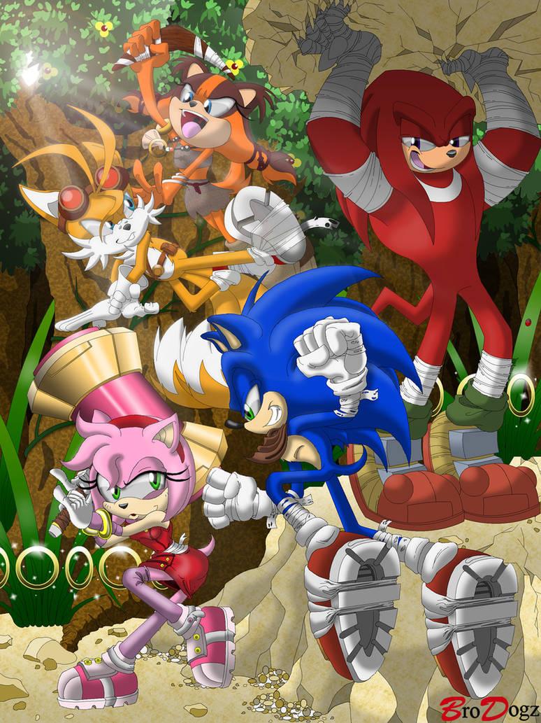Sonic Boom - Blitz