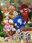 Sonic Boom - Blitz by BroDogz
