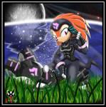 Shade the Echidna - Solo Sortie by BroDogz