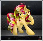 Comm: Sunset Shimmer - Perfection