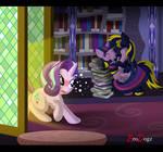Comm: Twilight Zephyr and Starlight - Wrong Door