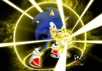 Sonic - Chaos Cannon by BroDogz
