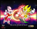 Super Sonic and Burning Blaze - Vela Nova