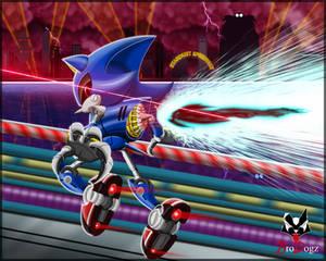 Metal Sonic - 2 Fast 2 Furious