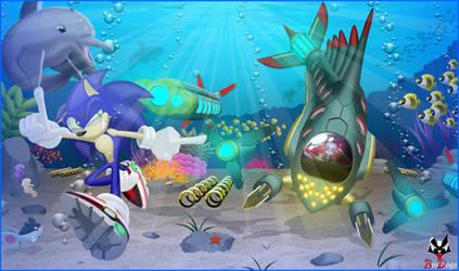 Comm: Sonic v Eggman - Deepest Depths