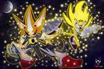 Comm - Sonic v Metal: Super Skirmish