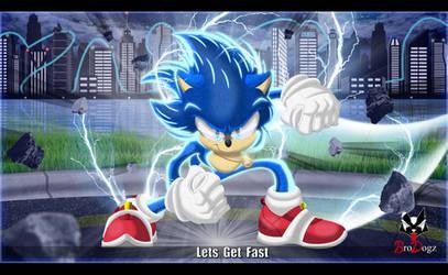 Sonic the Hedgehog Movie - Blueshift