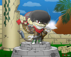 Comm: Monkey Quest - A Hero Emerges