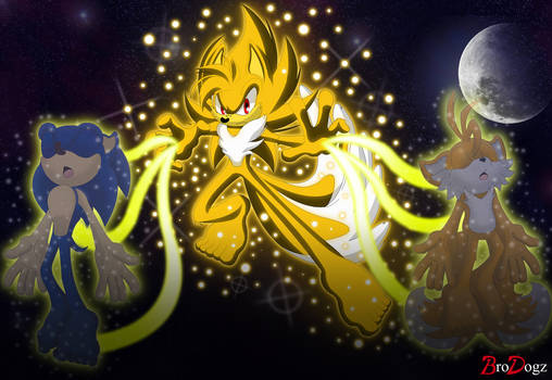 Comm: Sonic and Tails - ReBirth