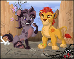 The Lion Guard - Kion and Jasiri - Perfect Plan