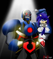 Sonic v Darksied - Chaotic Clash