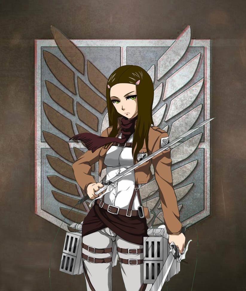 Custom Anime portrait