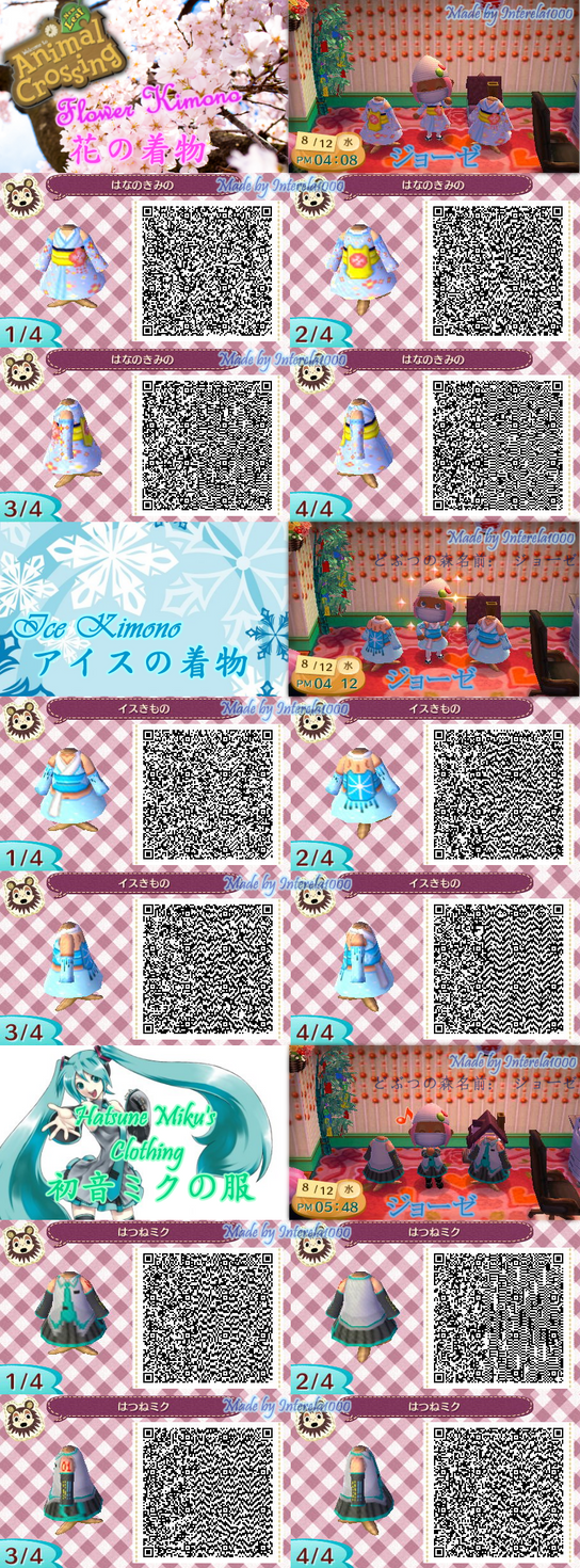 animal crossing new leaf shirt patterns