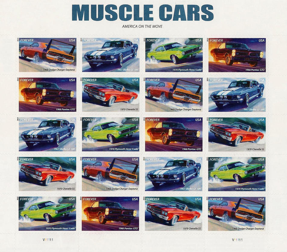 Awesome Muscle Cars By Jo Mama Olds On Deviantart