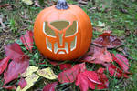 One 'Prime' pumpkin!